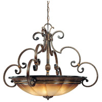 Minka-Lavery 4334-561 Brompton 4 Light 33 inch Pendant Ceiling Light photo thumbnail