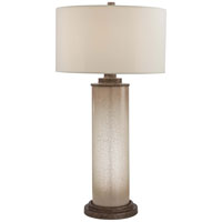 Minka-Lavery Clarte 1 Light Table Lamp in Patina Iron 4390-2-573