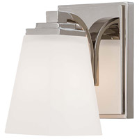 Minka-Lavery Signature 1 Light Bath in Polished Nickel 4541-613