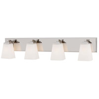 Minka-Lavery Signature 4 Light Bath in Polished Nickel 4544-613