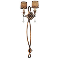 Minka-Lavery Aston Court 2 Light Sconce in Aston Court Bronze 4742-206