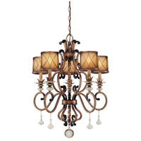 Aston Court 5 Light 26 inch Aston Court Bronze Chandelier Ceiling Light