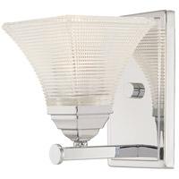 Minka-Lavery 4781-77 Conspire 1 Light 6 inch Chrome Bath Bar Wall Light