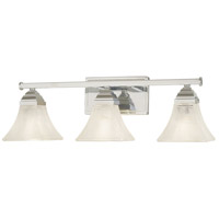 Minka-Lavery 4783-77 Conspire 3 Light 24 inch Chrome Bath Bar Wall Light