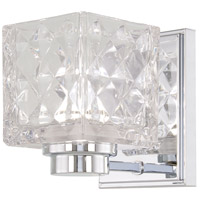 Minka-Lavery 4791-77-L Glorietta LED 11 inch Chrome Bath-Bar Lite Wall Light