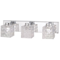 Minka-Lavery 4793-77-L Glorietta LED 23 inch Chrome Bath-Bar Lite Wall Light