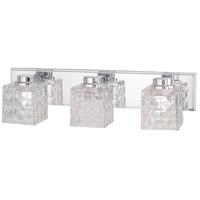 Minka-Lavery 4793-77-L Glorietta LED 23 inch Chrome Bath Light Wall Light