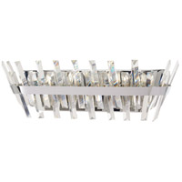 Minka-Lavery 4814-77 Echo Radiance 5 Light 24 inch Chrome Bath-Bar Lite Wall Light