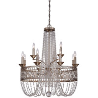 Minka-Lavery Lucero 15 Light Chandelier in Florentine Silver 4849-276