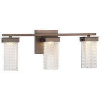 Minka-Lavery 4903-267-L Dewberry Lane LED 20 inch Dark Brushed Bronze (Plated) Bath Light Wall Light
