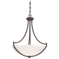 Middlebrook 3 Light 21 inch Vintage Bronze Pendant Ceiling Light