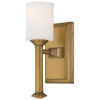 Minka-Lavery Harbour Point 1 Light Wall Sconce in Liberty Gold 5170-249