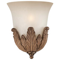 Minka-Lavery Abbott Place 1 Light Sconce in Classic Oak Patina 5206-290
