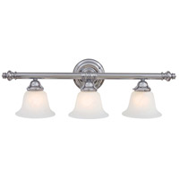 Richlieu 3 Light 27 inch Chrome Bath Wall Light