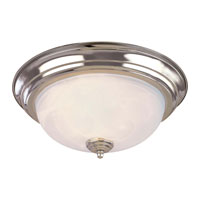 Minka-Lavery Richlieu 2 Light Flushmount in Chrome 5277-77