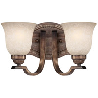 Minka-Lavery Regents Row 2 Light Bath in Regents Patina 5312-299