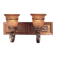Minka Lavery Treville 2 Light Bath Fixture In Tuscan Patina 5362 196c