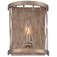 West Liberty 1 Light 8 inch Olympus Gold Bath Sconce Wall Light