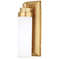 Signature LED 5 inch Liberty Gold Wall Sconce Wall Light