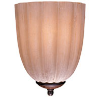 Minka-Lavery Saldia 1 Light Sconce in Belcaro Walnut 5517-126