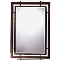 Minka-Lavery Signature Mirror in Iron Oxide 56350-357
