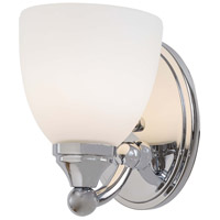 Minka-Lavery Taylor 1 Light Bath in Chrome 5841-77 photo thumbnail