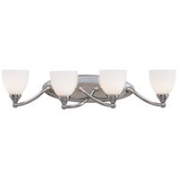 Taylor Bath 4 Light 33 inch Chrome Bath Bar Wall Light