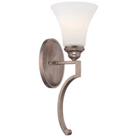 Minka-Lavery Wellington Ave 1 Light Wall Sconce in Midnight Gold 5860-279