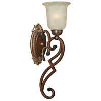 Belcaro 1 Light 6 inch Belcaro Walnut Wall Sconce Wall Light