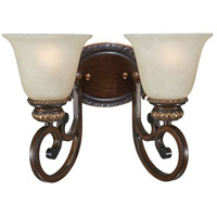 Minka-Lavery 5942-126 Belcaro 2 Light 14 inch Belcaro Walnut Bath Bar Wall Light photo thumbnail