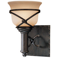 Minka-Lavery Aspen II 1 Light Bath in Aspen Bronze 5971-1-138