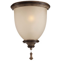 Minka-Lavery Candlewood 1 Light Wall Sconce in Rustique Patina 6120-563