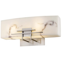 Minka-Lavery Signature 2 Light Bath in Brushed Nickel 6162-84-PL