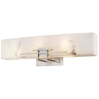 Minka-Lavery 6163-84-PL Signature 3 Light 24 inch Brushed Nickel Bath Wall Light photo thumbnail