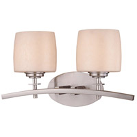 Minka-Lavery Raiden 2 Light Bath in Brushed Nickel 6182-84
