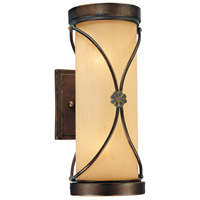 Minka-Lavery Atterbury 2 Light Bath in Deep Flax Bronze 6232-288