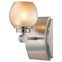 Minka-Lavery Cimarron 1 Light Bath in Brushed Nickel 6241-84