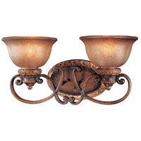 Minka-Lavery Hearst Castle Illuminati 2 Light Bath in Illuminati Bronze 6352-177
