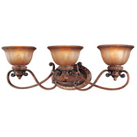 Minka-Lavery Hearst Castle Illuminati 3 Light Bath in Illuminati Bronze 6353-177