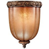 Minka-Lavery Hearst Castle Illuminati 1 Light Sconce in Illuminati Bronze 6358-177