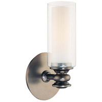 Harvard Court 1 Light 5 inch Harvard Court Bronze Plated Wall Sconce Wall Light