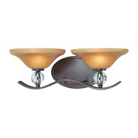 Minka-Lavery Grahmton 2 Light Bath in Deep Lathan Bronze 6482-167B