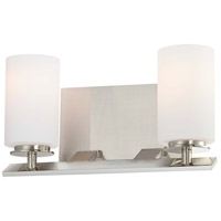 Minka-Lavery Inoui 2 Light Bath in Brushed Nickel 6552-84