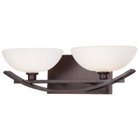 Minka-Lavery Galante 2 Light Bath in Lathan Bronze 6582-167