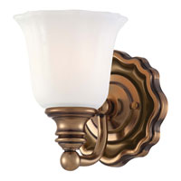 Minka-Lavery Felice 1 Light Bath in Vintage Cheshire Gold 6591-289