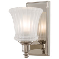 Minka-Lavery Hayvenhurst 1 Light Bath in Polished Nickel 6681-613
