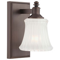 Minka-Lavery Hayvenhurst 1 Light Bath in Copper Bronze Patina 6681-647