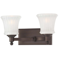 Minka-Lavery Hayvenhurst 2 Light Bath in Copper Bronze Patina 6682-647