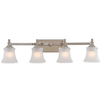 Minka-Lavery Hayvenhurst 4 Light Bath in Polished Nickel 6684-613