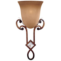 Minka-Lavery Aston Court 1 Light Sconce in Aston Court Bronze 6751-206